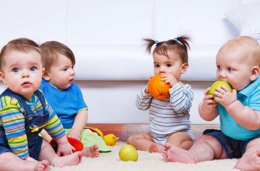 Bebês na escolinha: você acha uma judiaria?