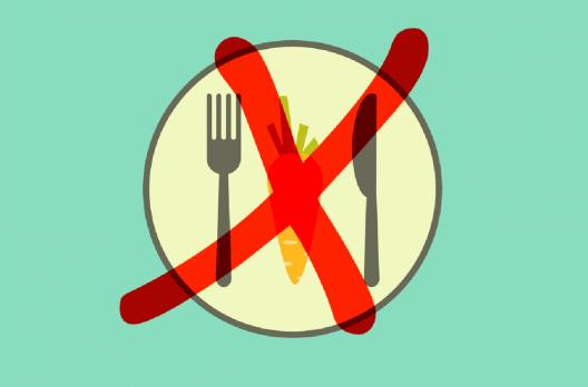 Jejum causa transtorno alimentar?