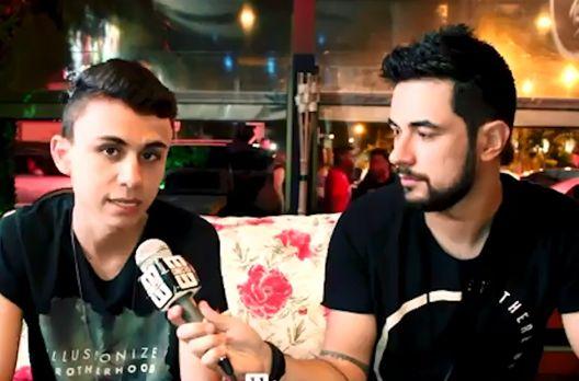 Entrevista com o DJ e produtor Illusionise