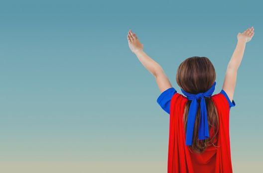 Seja humano, seja herói