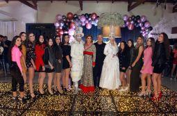 Casal patrono promove Sunset das Debutantes em Turvo