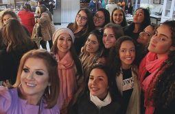 Óptica Claudia promove o 14º Encontro das Debutantes