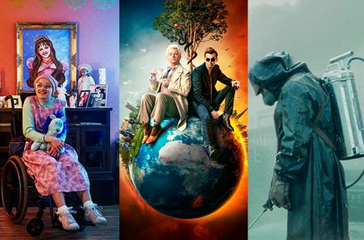 Essas são algumas das melhores séries lançadas até agora em 2019