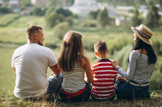 Filhos: a difícil missão de educá-los