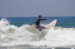OPEN de Surf abre temporada neste sábado, no Morro dos Conventos