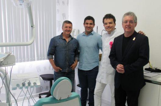 Secretaria de Saúde de Turvo passa a contar com mais um consultório odontológico