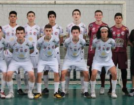 Criciúma recebe Blumenau pelo Estadual de Futsal Masculino