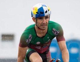 Rafael Alves conquista 3º lugar em penúltima prova do ano de triathlon