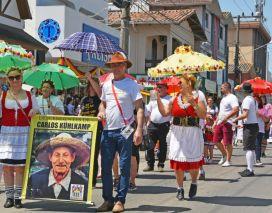 Shows, gastronomia, resgate às origens e muita alegria marcam a 9ª Heimatfest