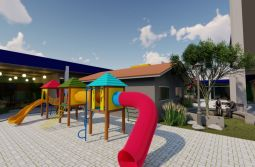 Nova estrutura do Colégio Futurão terá mais de 5.000 m²