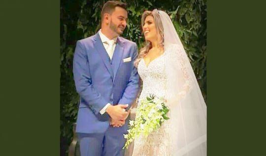 Casamento de Fabio Espíndola e Treissi Amorim