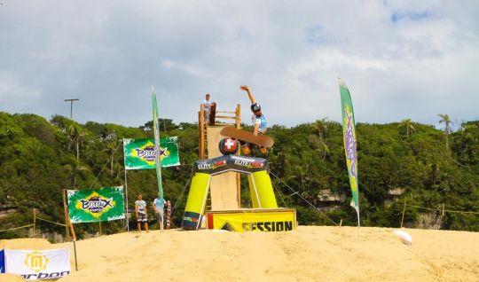 Araranguá recebe etapa mundial do DRI Sandboard World Tour Brasil 2019 nas dunas do Morro dos Conventos