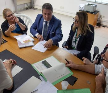 Mutirão de conciliação viabiliza 63 acordos em processos da BR-285/RS/SC