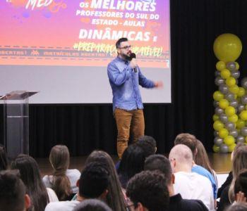 Futurão promove aulão pré-vestibular aberto à comunidade