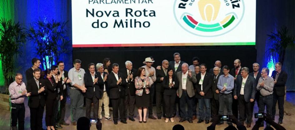 Importação de milho do Paraguai ganha apoio de liderança...