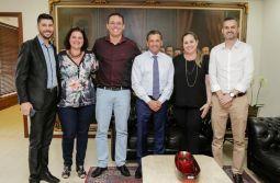 FVA é recebida por parlamentares do Sul na Alesc