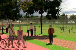 Projeto de revitalização do Campo União será apresentado nesta terça-feira em Forquil...