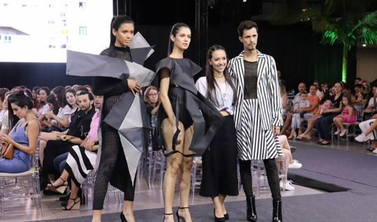 EnModa enaltece talento dos acadêmicos de Design de Moda