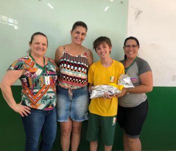 Maracajaense recebe 'Menção Honrosa' da Olimpíada Brasileira de Matemátic