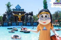 Mascote Índia do Caverá e Garota Verão estarão neste Sábado em Arroio do Silva