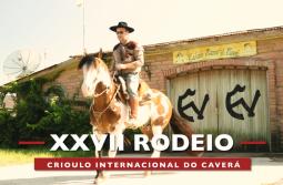 Rodeio Internacional do Caverá vai reunir os maiores nomes da música gaúcha