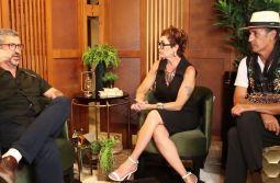 Programa da Jo entrevista Vado Zilli, Presidente do Grêmio Fronteira