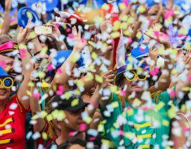Criciúma terá programação de Carnaval