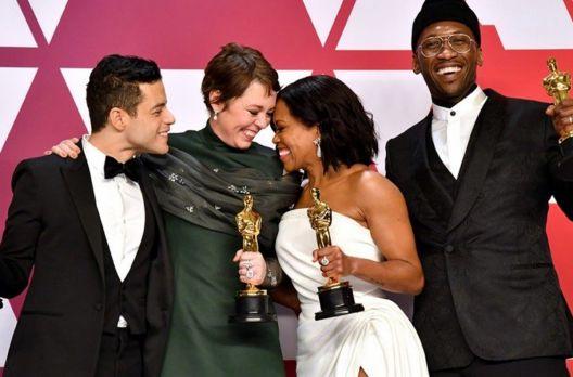 O Oscar da representatividade