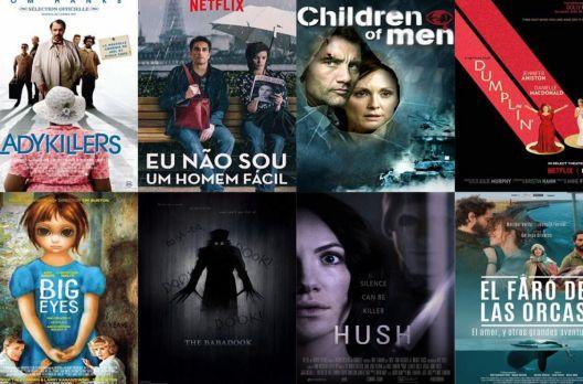 A Netflix tá cheia de filme bom, eu vou provar pra vocês