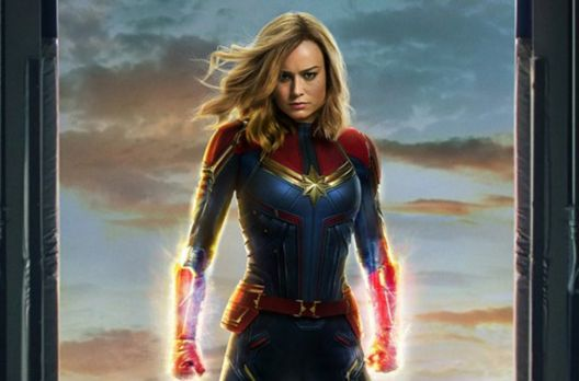 Capitã Marvel e o legado das super-heroínas
