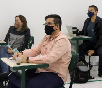 Aprovados no Edital de Inovação da Unesc iniciam aceleração com o Programa Galápagos