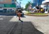 Araranguá tem nova capa asfáltica