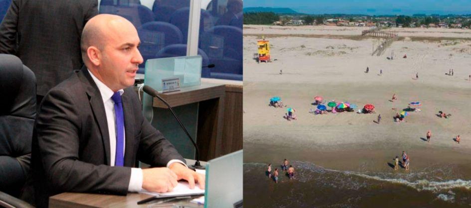 Após queixas de moradores Barra Velha poderá pertencer ao...