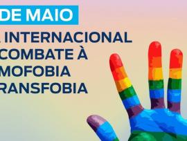 O Dia Internacional Contra a Homofobia