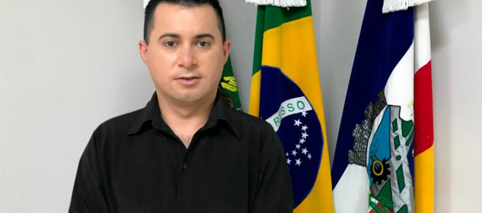 Araranguá tem novo diretor de turismo