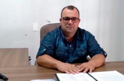 Fernando do Tide  comemora lei que proíbe queima de fogos de artifício com barulho