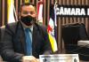 Após vencer Covid-19, Jair Anastácio retorna à Câmara de Vereadores de Araranguá