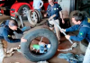 PRF encontra 208 quilos de pasta-base de cocaína em pneus de caminhão de Içara