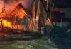 Bombeiros relatam combate ao incêndio em indústria