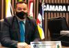 Vereador Jair pede informações sobre vacinação em Araranguá e relata reclamações da população