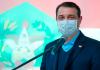 Governador de SC testa negativo para Covid-19 e retorna agenda presencial