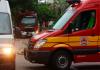Bombeiros realizam parto emergencial em elevador de hospital