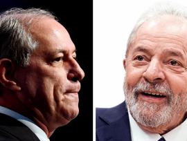 Ciro Gomes está detonando Lula