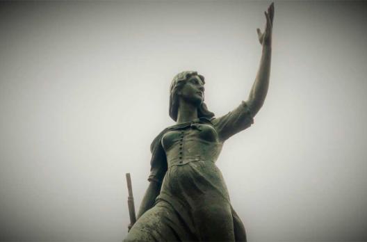 Bicentenário de Anita foi esquecido na região
