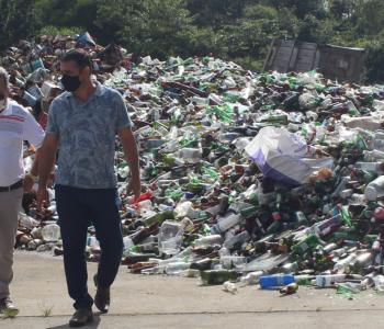 Prefeitura de Maracajá realiza leilão de bens inservíveis e materiais recicláveis