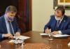 Governador Carlos Moisés e embaixador dos EUA assinam memorando para ampliar parcerias em áreas prioritárias