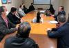 Prefeitos de Maracajá, Forquilhinha e Nova Veneza conhecem consórcio pioneiro de usina de asfalto do Oeste