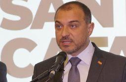 Carlos Moisés diz que caminho poderia ser MDB ou PP em 2022