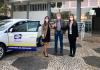 Secretaria de Educação de Meleiro recebe carro 0 km