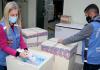 SC recebe 125 mil doses de vacina na tarde desta quinta